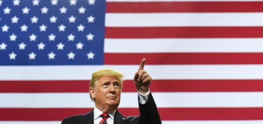 Desaconsejan realizar mitin del presidente estadounidense