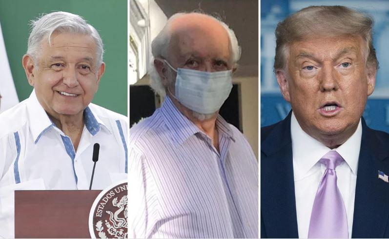 El nobel Mario Molina pide a AMLO y Trump usar cubrebocas
