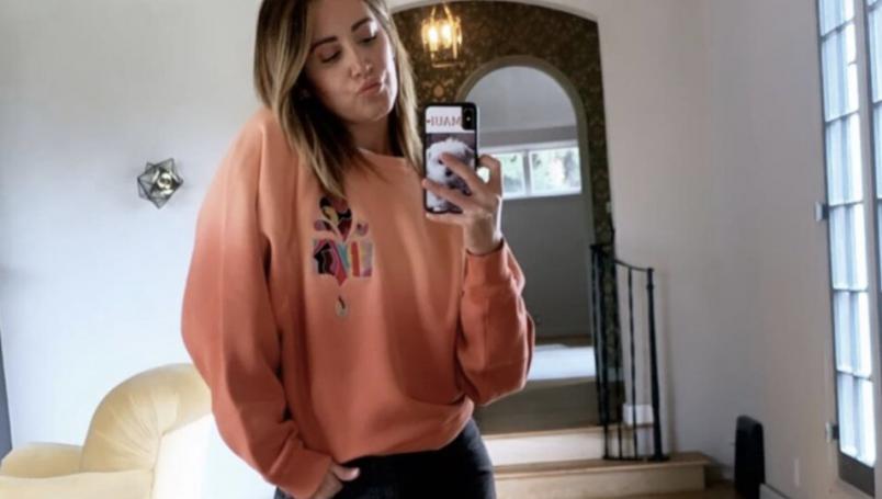 Está embarazada Ashley Tisdale, estrella de High School Musical