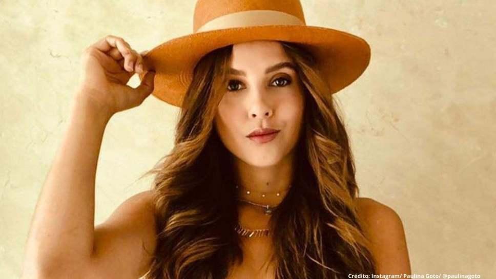 Fallece el padre de Paulina Goto, la actriz lo despide en redes sociales
