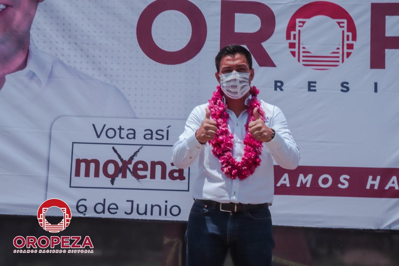 Jesús Oropeza Nájera, en la mira por supuesto desvío de 50 millones de pesos del erario público