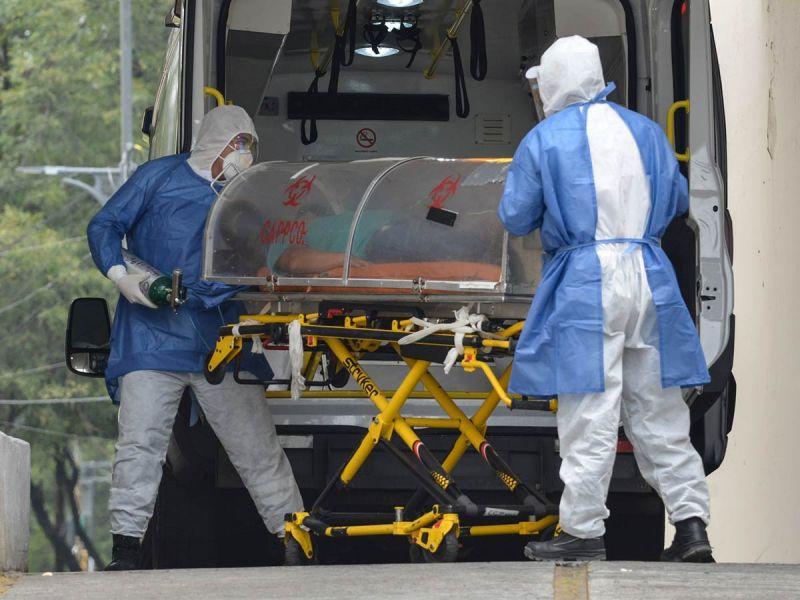 México rebasa los 19 mil nuevos casos de covid; muertes llegan a 239 mil 616