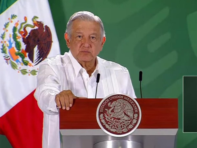 Financia EU a organizaciones golpistas en México: López Obrador