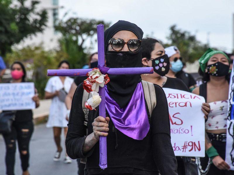 Suman 25 alertas por violencia de género contra mujeres durante últimos 6 años: Segob