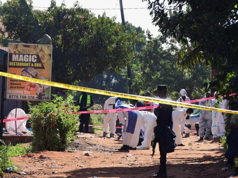 Ataque con bomba en Uganda deja un muerto y 3 heridos